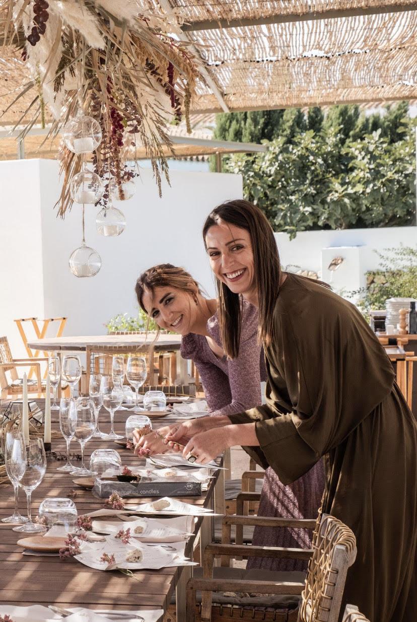 Equipo organización bodas Menorca